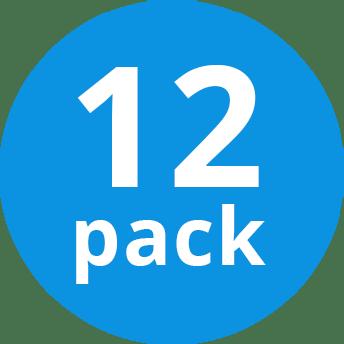 Multipack 12x Philips MASTERC CDM-TC 35W/830 G8.5
