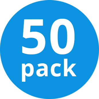 Multipack 50x Philips PL-C 18W 830 2P (MASTER) | Warm White - 2-Pin