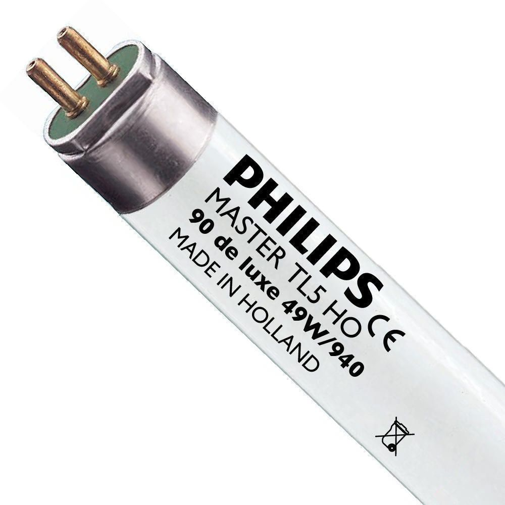 Philips TL5 HO 90 De Luxe 49W 940 (MASTER) | 145cm - Cool White