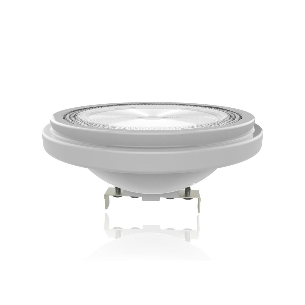 Noxion Lucent LED Spot AR111 G53 12V 12W 930 40D | Warm White - Best Colour Rendering - Dimmable - Replaces 75W
