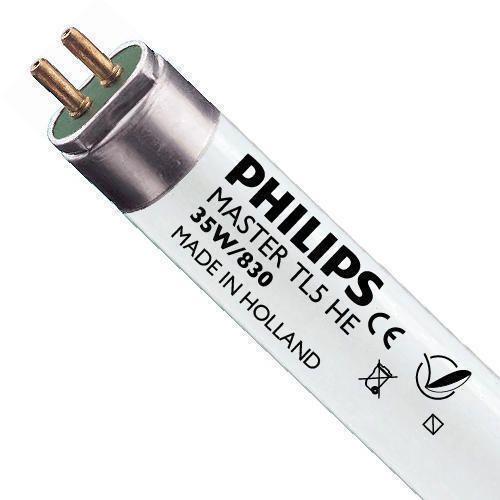Philips TL5 HE 35W 830 (MASTER) | 145cm - Warm White