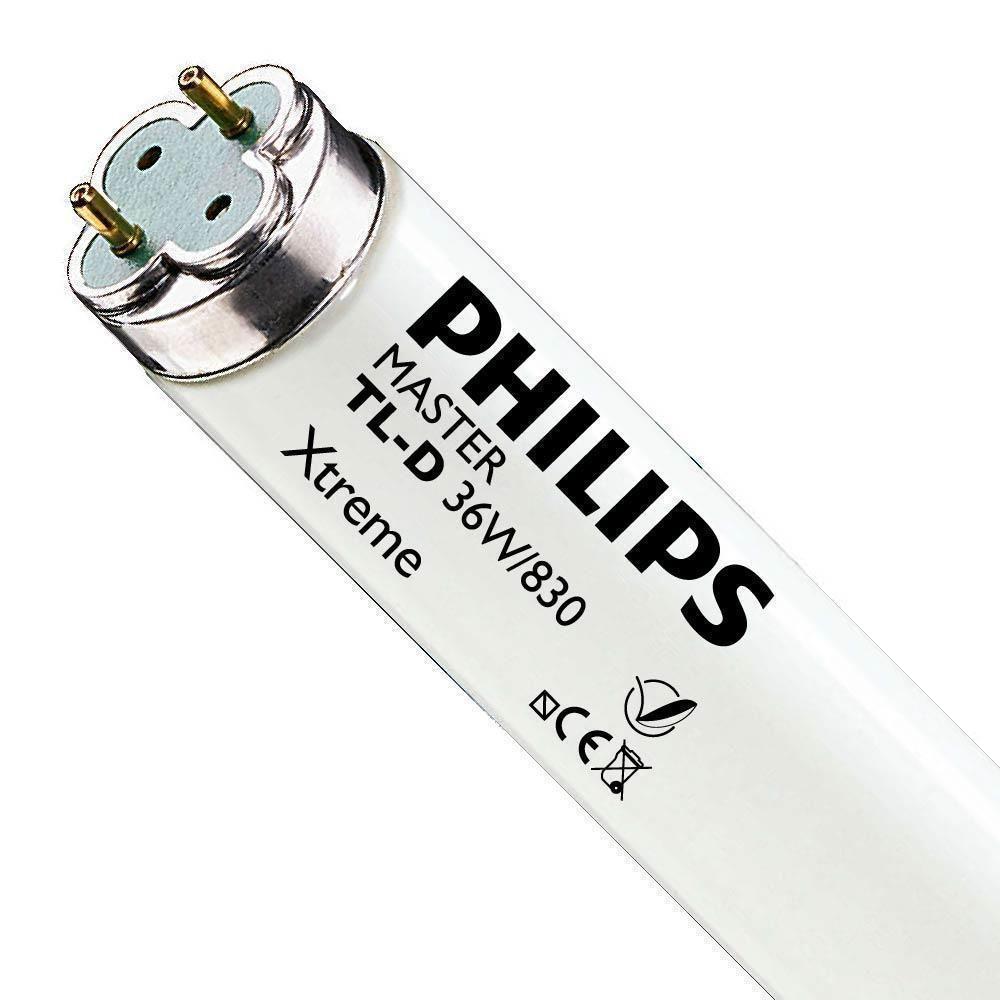 Philips TL-D Xtreme 36W 830 (MASTER) | 120cm - Warm White