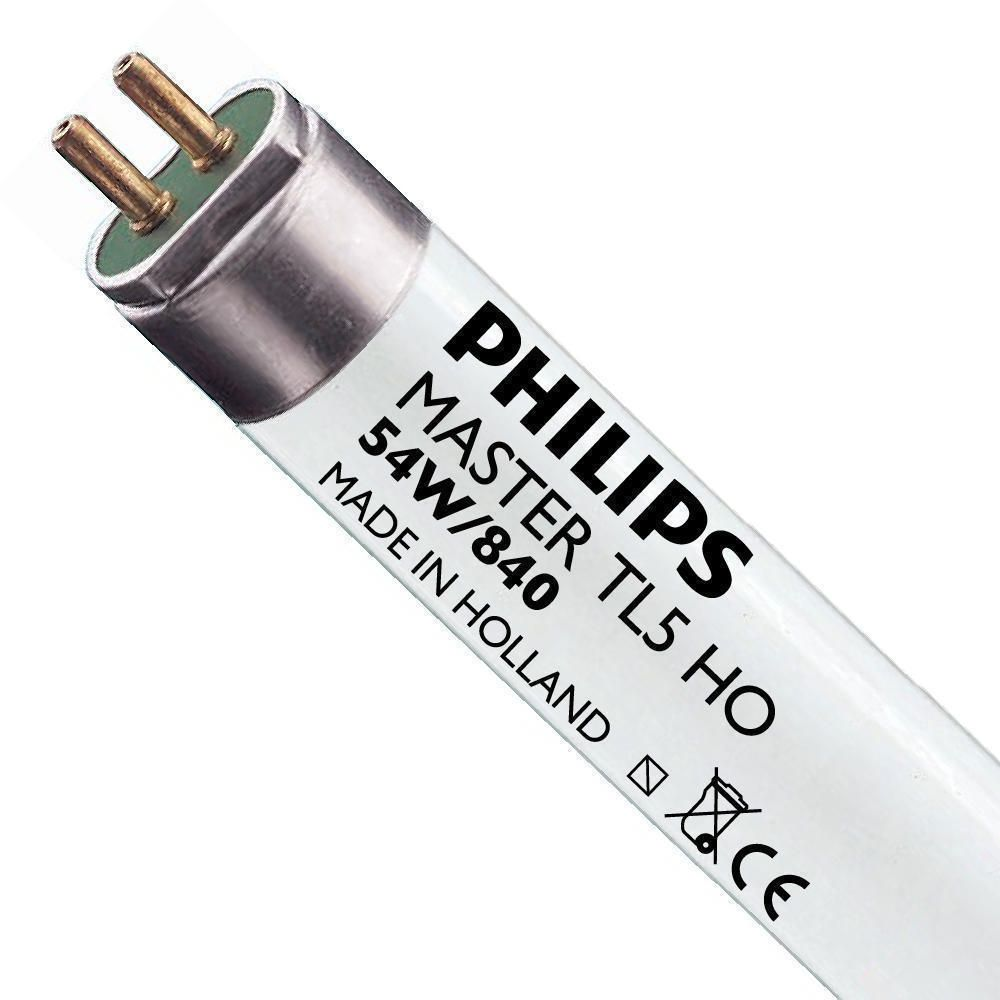 Philips TL5 HO 54W 840 (MASTER) | 115cm - Cool White
