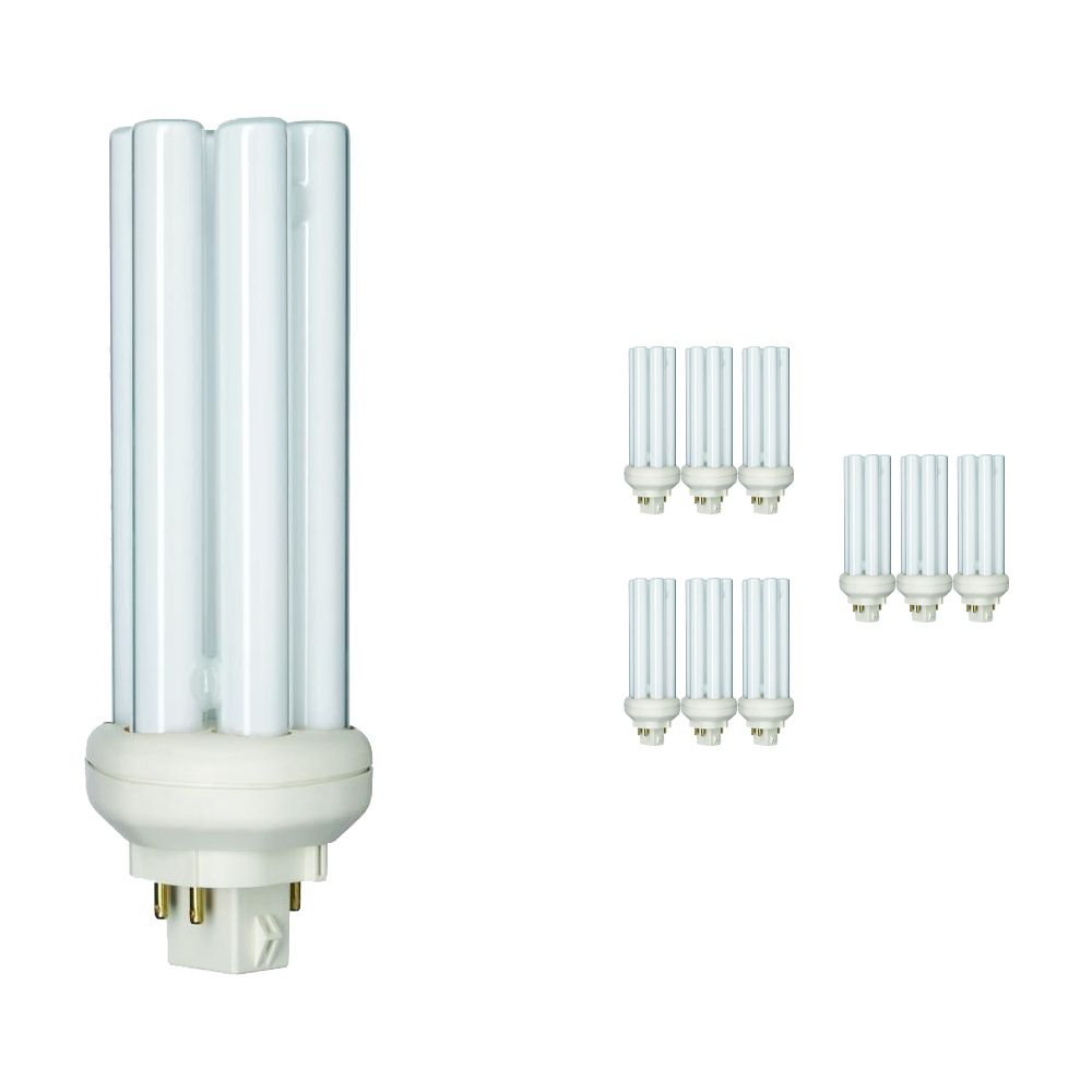 Multipack 10x Philips PL-T 32W 830 4P (MASTER) | Warm White - 4-Pin