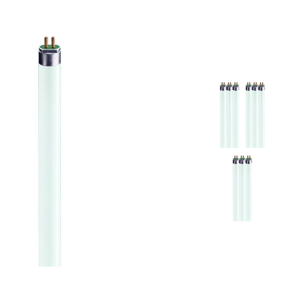 Multipack 10x Philips TL5 HE 21W 840 (MASTER) | 85cm - Cool White