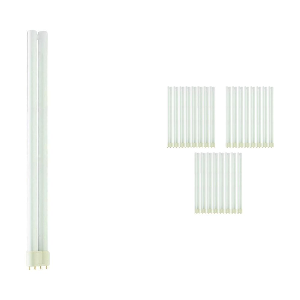 Multipack 25x Philips PL-L 36W 840 4P (MASTER) | Cool White - 4-Pin