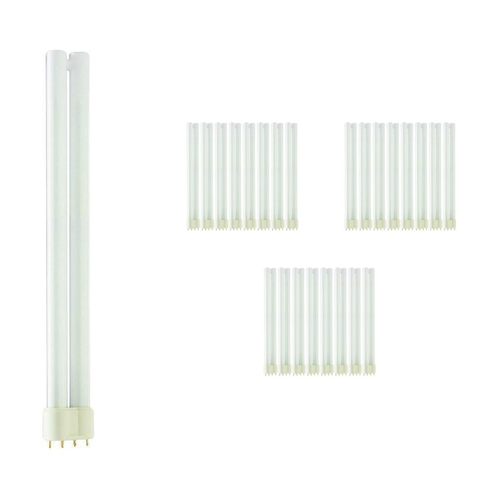 Multipack 25x Philips PL-L 24W 865 4P (MASTER)   Daylight - 4-Pin