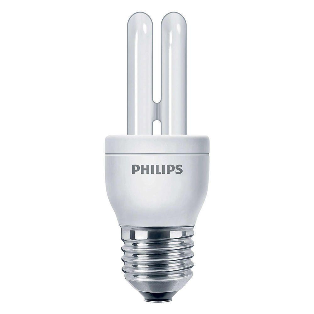 Philips Genie ESaver 5W 827 E27 | Extra Warm White