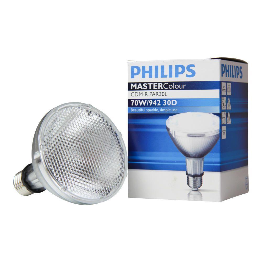 Philips MASTERColour CDM-R 70W 942 E27 PAR30L 30D