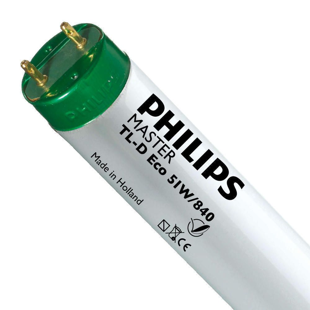 Philips TL-D Eco 51W 840 (MASTER) | 150cm - Cool White