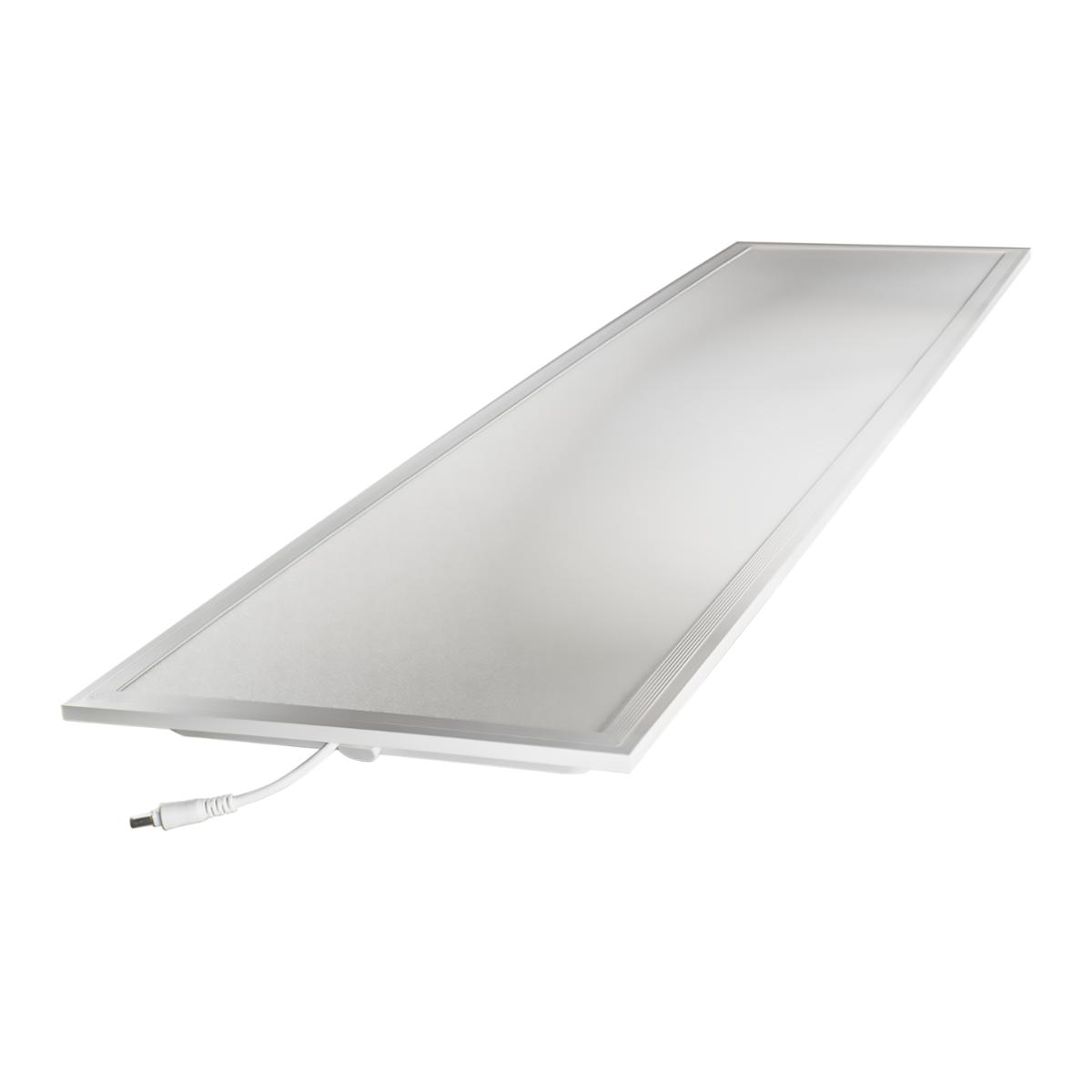 Noxion LED Panel Delta Pro V2.0 Xitanium DALI 30W 30x120cm 4000K 4110lm UGR <19 | Dali Dimmable - Cool White - Replaces 2x36W