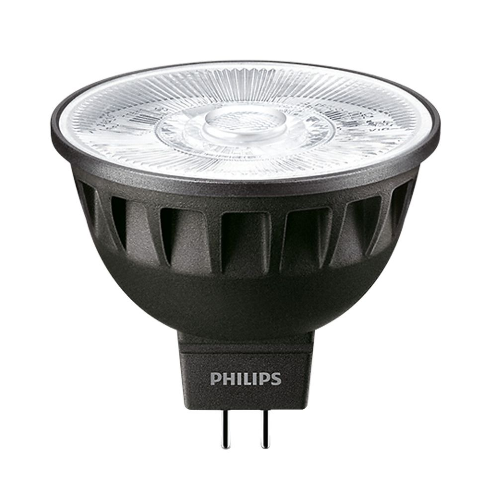 Philips LEDspot ExpertColor GU5.3 MR16 6.5W 930 60D (MASTER) | Warm White - Best Colour Rendering - Dimmable - Replaces 35W