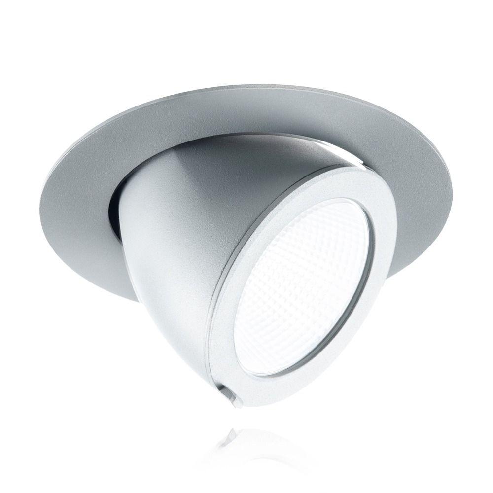Noxion LED Downlight Forza 3000K 3000lm 36D Grey | Best Colour Rendering - Replaces 70W CDM