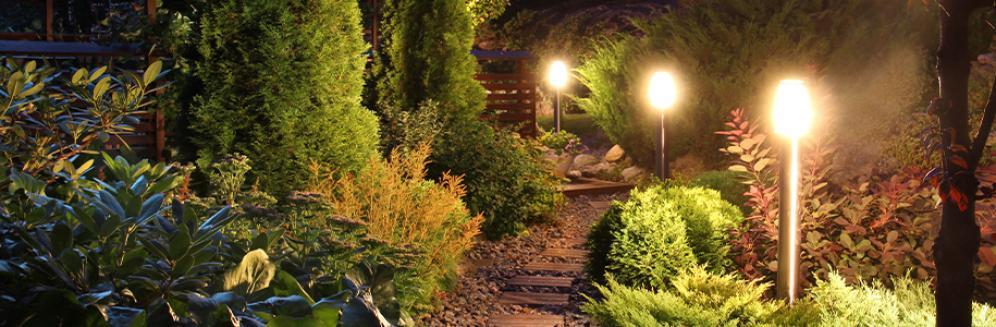 What is the best garden lighting?