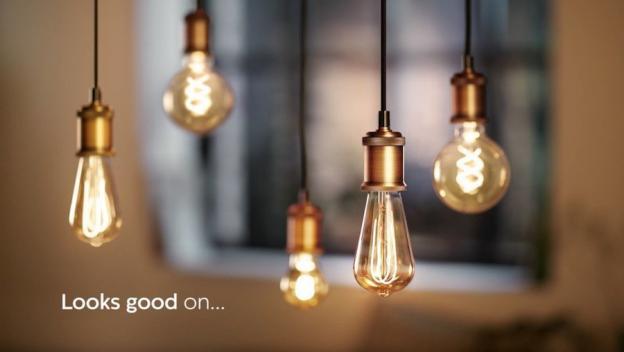 What is a vintage filament LED bulb?