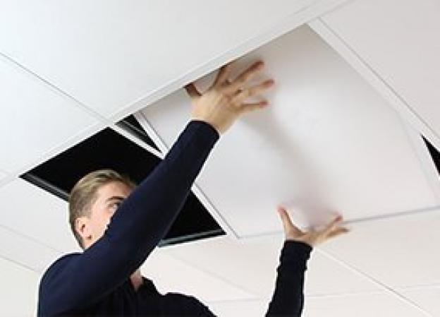 How to install an LED Panel