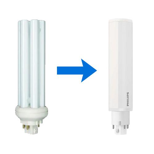 CFL bulbs and LED CFl bulbs