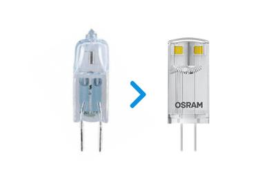 LED Capsule Bulbs