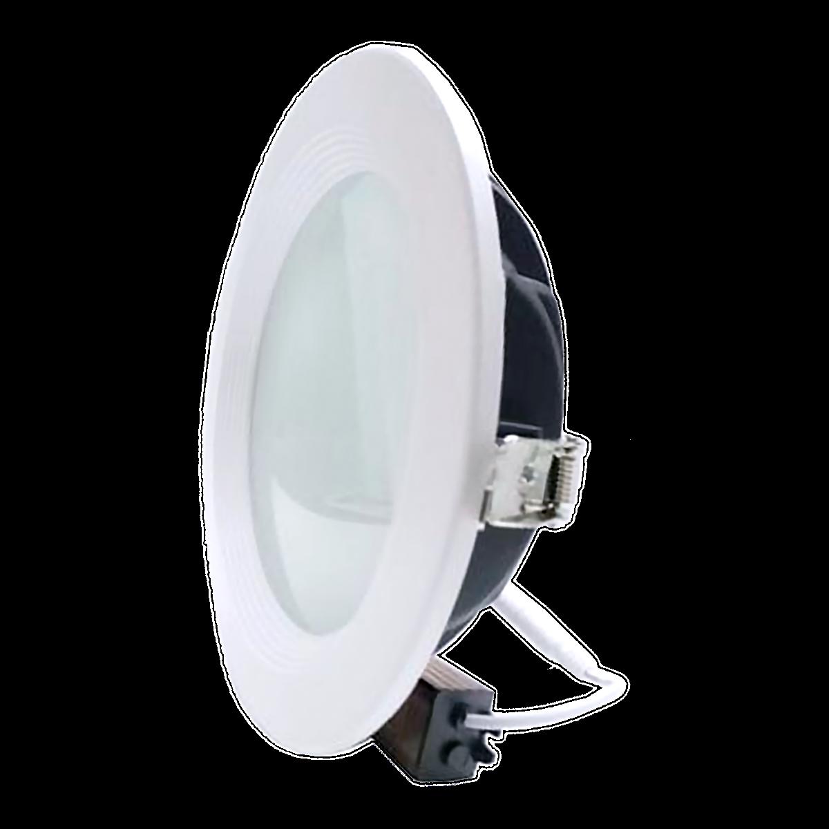 Silamp LED Downlight White Opal